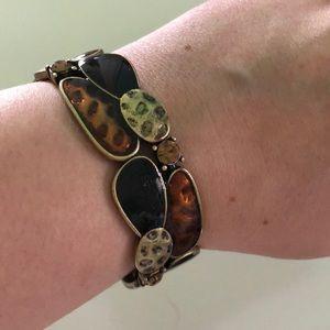 Lia Sophia wild thing bracelet